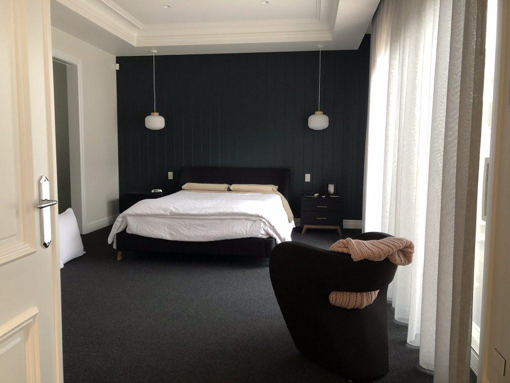 Sunbury House- Main Bedroom