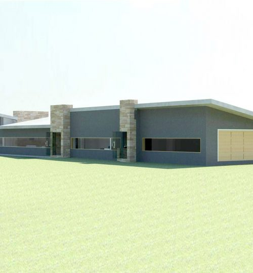 Trentham House- Concept